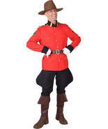 """Canadian Mountie Costume - 90's """"Due South"""" / Canada   - $65.83+"""