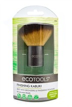 EcoTools Finishing Kabuki, Best with Bronzers & Finishing Powders for an... - $7.26