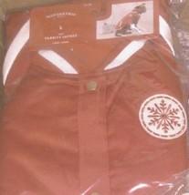 Red Varsity Dog Jacket (Size L) - $8.99