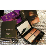 4 COLOUR TRIP WARM EYESHADOW PALETTE #4 look NEW IN BOX BRONZE FAMILY - $7.99