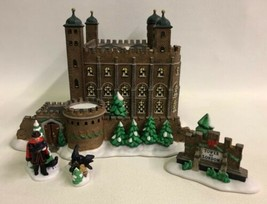 Department 56 Tower of London Heritage Collection Dickens Village Boxed ... - $197.95
