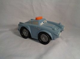 2010 Disney Cars Finn McMissile Car Lights-up and Sounds - $5.45