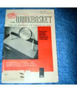 The Workbasket Home & Needlecraft Magazine, July 1957 - $2.00