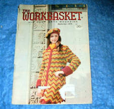 The Workbasket & Home Arts Magazine, September 1975 - $2.00