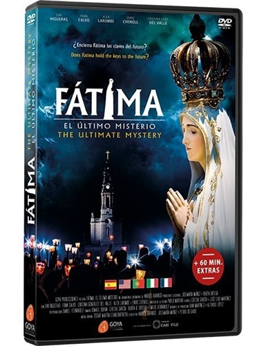 Fatima   the ultimate mystery   dvd