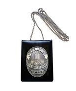 US LA Police SWAT Badge LAPD Agent Card ID Card... - $24.00