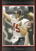 2007 Bowman #122 Jared Zabransky RC  - $0.50