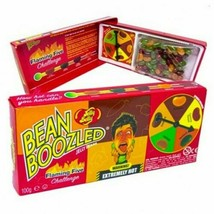 JELLY BELLY Bean Boozled FIERY FIVE Jelly Beans & Spinner Game Carolina Reaper image 1
