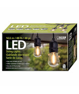 NEW Feit Electric 48' LED Filament String Light Set SELECT COLOR FREE SH... - $79.99