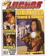 Lucha Libre Lot #7 WWE Konnan Cibernetico Gronda Vampiro Perro Aguayo Ol... - $26.95