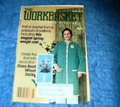 The Workbasket & Home Arts Magazine, March 1978 - $2.00