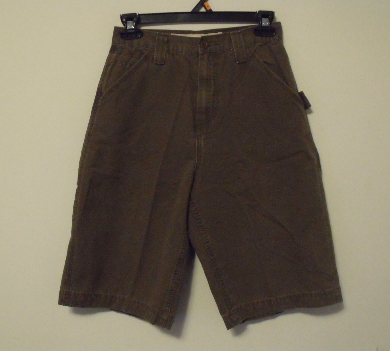 Primary image for Boys Arizona Jean Company Carpenter Style Brown Shorts Size 16 Slim