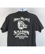 Hogs Breath Saloon is Better Than No Breath French Quarter T Shirt Mens XL - $21.73