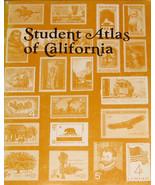 Student Atlas of California (1982) - $3.99