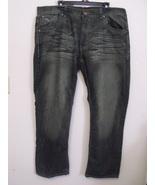 Mens Jinzu NWT Dirty Wash Jeans Size 42 x 32 - $42.95