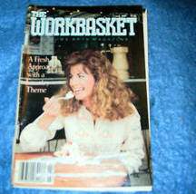 The Workbasket & Home Arts Magazine, July 1989 - $2.00
