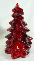 "Mo                               sser 8"" Christmas Evergreen Tree Ruby R... - $43.00"