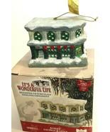 ENESCO #109413 It's a Wonderful Life Bailey Savings Loan Christmas Tree ... - $24.70