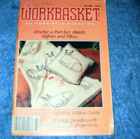 Primary image for The Workbasket & Home Arts Magazine, July 1983