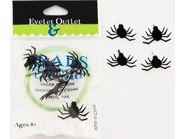 Eyelet Outlet & Brads Spider Brads Set of 12