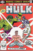 The Incredible Hulk Comic Book King-Size Annual #10 Marvel 1981 FINE+ - $3.50