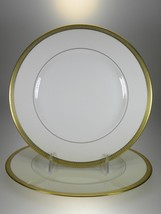 Syracuse China Diana Dinner Plates Set of 2 - $17.72