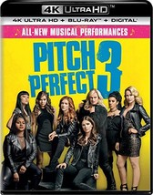 Pitch Perfect 3 (4K Ultra HD+Blu-ray, 2018))