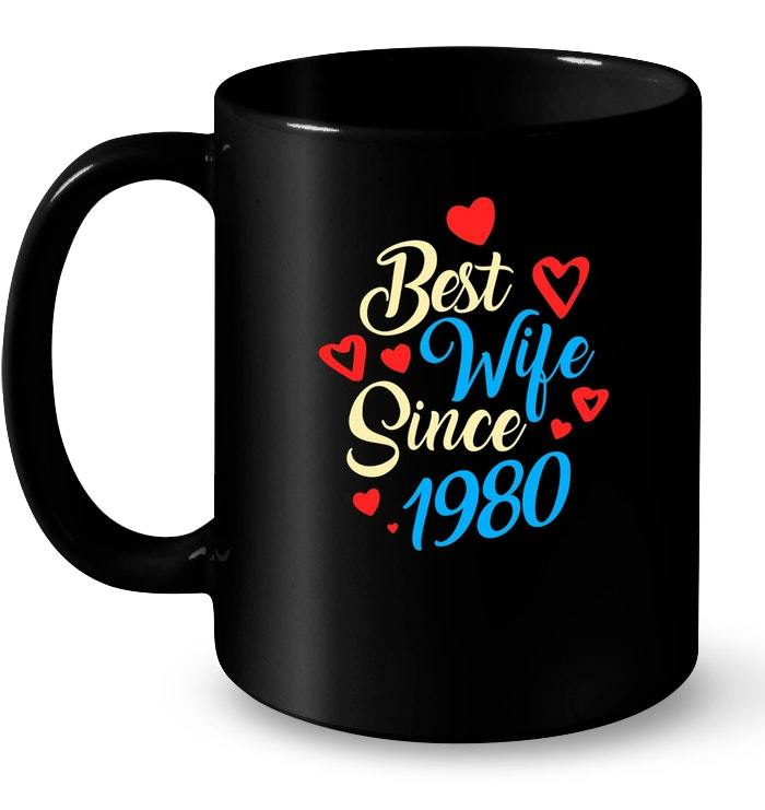 38th Wedding Anniversary Gift Ideas: 38th Wedding Anniversary Gifts 38 Best Wife Since 1980
