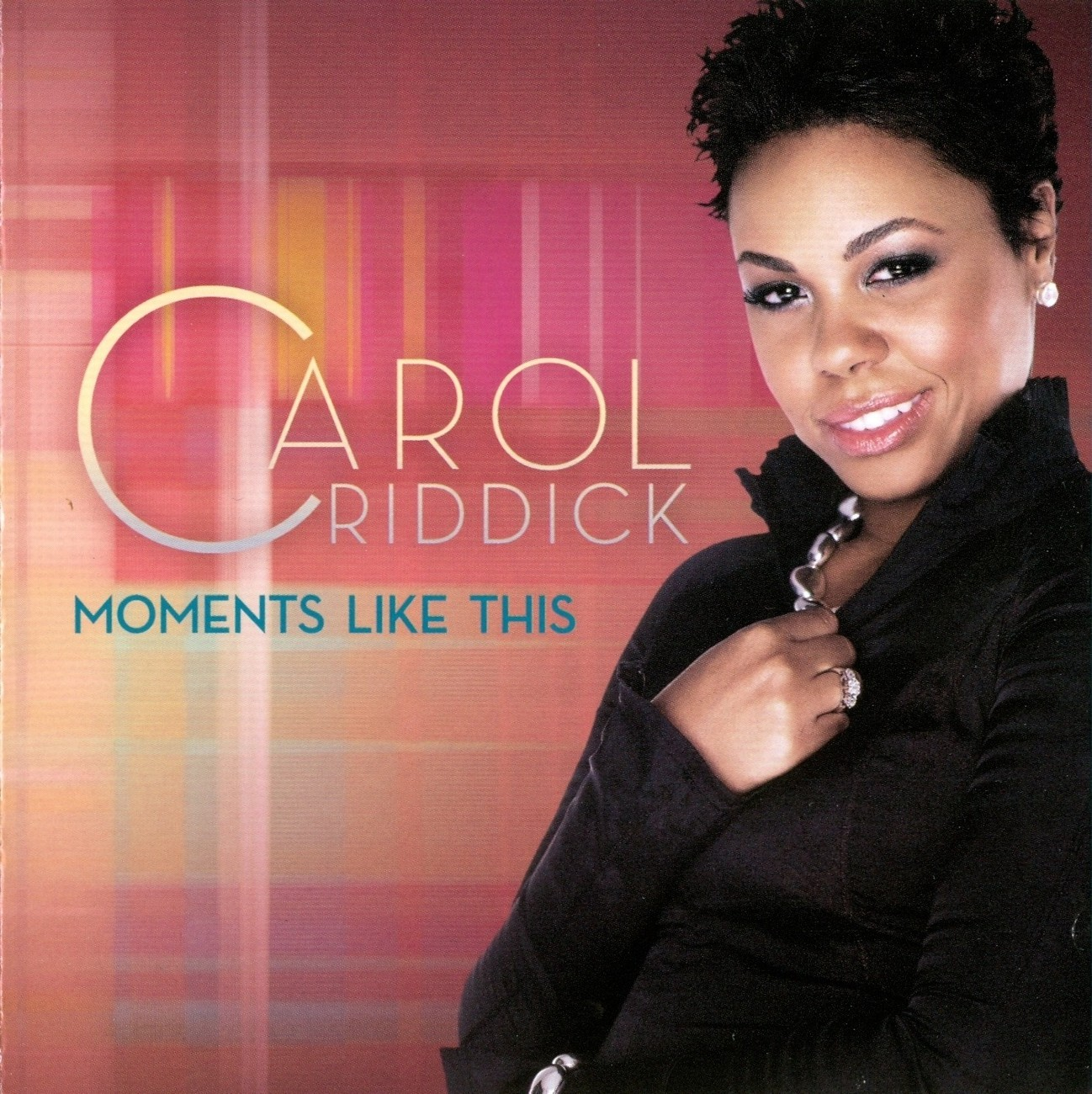 allcdcovers  carol riddick moments like this 2006 retail cd front 1