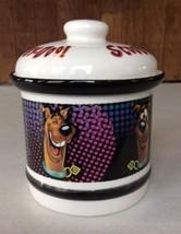 """Scooby-Doo Scooby Snacks Dog Treat / Cookie Jar 6"""" - $24.74"""