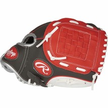 Rawlings Players 10 In Youth Baseball Softball Glove LH - $17.37