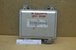 2006 Chevrolet Equinox Engine Control Unit ECU 12600928 Module 36-6B4 - $9.99