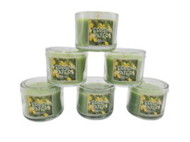 Bath and Body Works Verbena Waters Mini Candles 1.3 oz (Set of 6) - $29.99