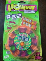 PEZ Battery Powered Candy Dispenser - New/Sealed - 1996  Retro Toy Orange Frame - $9.89