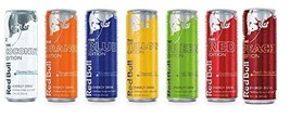 Red Bull Editions Variety Pack, 12 ounce Pack of 7