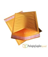 "Kraft Bubble Mailers 5"" x 10"" #00 Padded Shipping Envelopes Bags 4500 Pcs - $461.49"