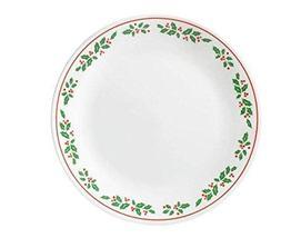"Corelle 10.25"" Dinner Plate - Winter Holly - $12.00"