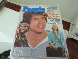 People Magazine , April 2 , 1979 , OSCAR ? , Beatty , De Niro , Voight - $16.83