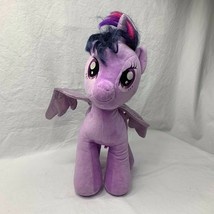 Build A Bear My Little Pony Purple Twilight Sparkle 2013 Plush Stuffed T... - $24.19