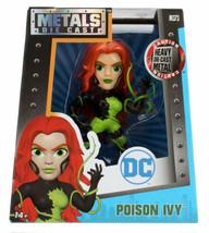 "Jada Toys 4"" Metals DC Comics Diecast Action Figure 97886 Poison Ivy (M373) - $15.50"