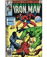 Iron Man #133 ORIGINAL Vintage 1980 Marvel Comics Hulk Ant Man - $18.51