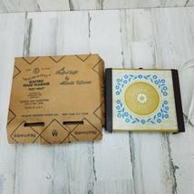 Vintage Atlantic Precision Works Warm O Tray Electric Food Warmer 30t  - $14.54