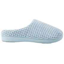 ISOTONER Women's Textured Microterry Low Back Slippers with Memory Foam,... - $33.50