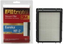 3M 67802B Filtrete Eureka Type HF-2 HEPA Vacuum Filter UPC#023169122352 - $9.90