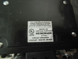 Heinemann Eaton Circuit Breaker AM2S-Z1072-3W 2P 35 AMP 80VDC 10234799 image 3