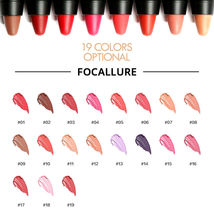 Matte Lipsticks Waterproof Lip Sticks Long Lasting Pencil Cosmetic Lips Makeup image 4