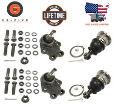 LIFETIME Front Lower Upper Ball Joints Chevy SILVERADO 1500 GMC SIERRA 1... - $79.46