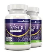 Maqui Berry Antioxidant Supplement 500mg Capsules 120 Capsules - $64.99