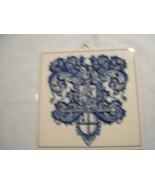 Rx , Pharmacy, Vintage , Collectible , Delft Holland Pharmacy Tile - $22.00