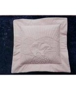 Quilted Pillow Pattern Polar Bear Arctic Northern Landscape Machine Quil... - $4.93